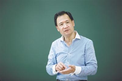 """许章润:肩负中国法学本土化使命 让法学语言""""中国化"""""""