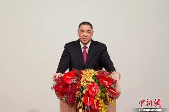 澳门特首崔世安将出席博鳌论坛2015年年会