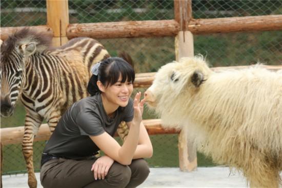 这是一档完全出乎意料的电视节目,《奇妙的朋友》所呈现的人与动物