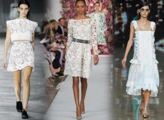今年夏天怎么穿 法媒预测20大服装流行趋势图片