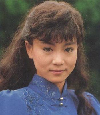 二十五岁开始拍琼瑶剧的刘雪华,是出演琼瑶电视剧最多的女明星.