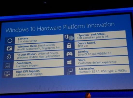 Windows 10新功能一览:微软下血本了