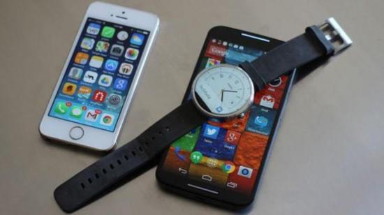 Android Wear对比Apple Watch 谁是最好的手表