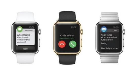早报:谷歌难弃GoogleGlass 苹果手表缺货