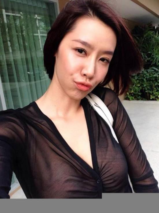 还被誉为泰国10大话题美女