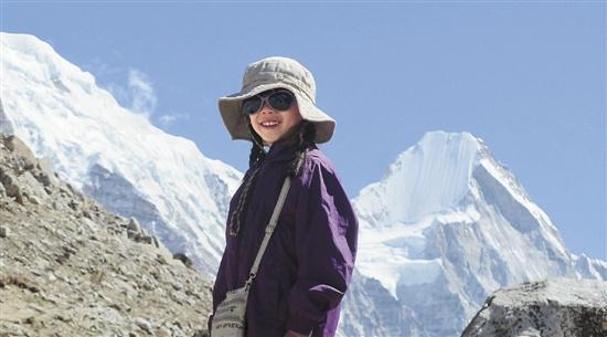 70后夫妻崇尚行走的力量带女儿1年环球游学16国