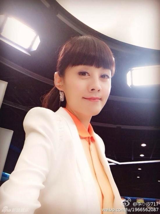 《體壇快訊》新晉女主播李蕊走紅網絡 大量生活美照曝光(圖)圖片