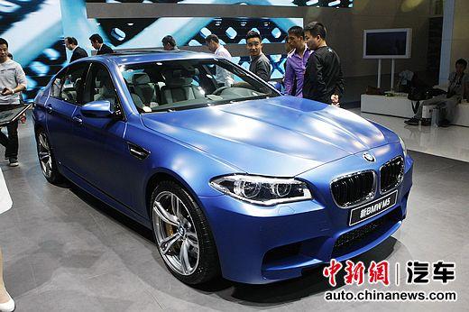 今年宝马豪车销量冠军地位或不保竞争核心仍在中国