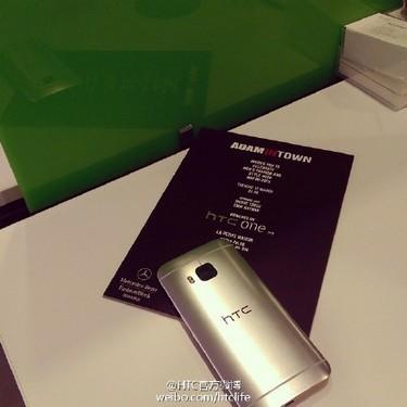 HTC One M9国行4月初上市 售价超4000元