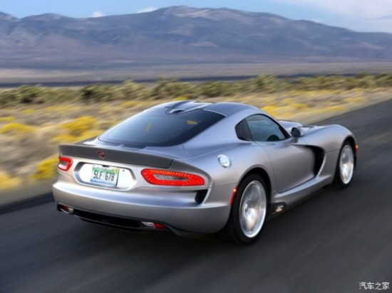 世界限量50台超级跑车道奇蝰蛇8.4l价格高清图片