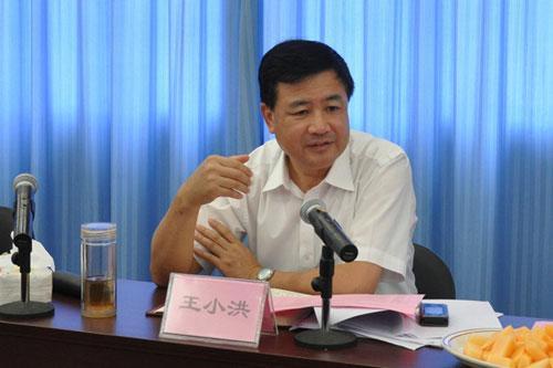 王小洪任北京市副市长兼公安局局长(附简历)