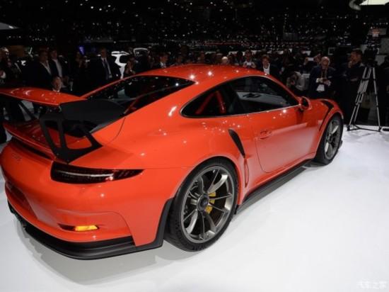 保时捷 保时捷911 2015款 GT3 RS