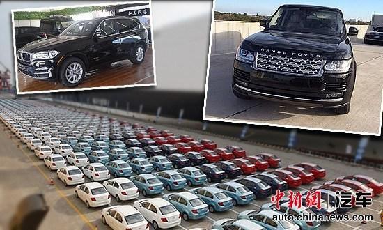 平行进口车将在深圳试点沪自贸区一月仅卖20辆