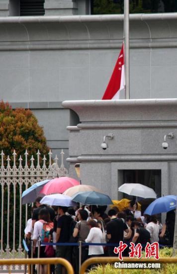 李源潮与多国政要将赴新加坡出席李光耀国葬