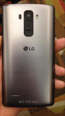 LG G4 Note真机谍照曝光
