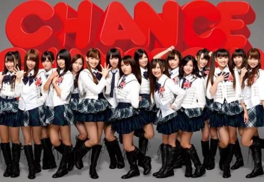 日女团AKB48遭公司前高层偷拍一年内容私密(图)