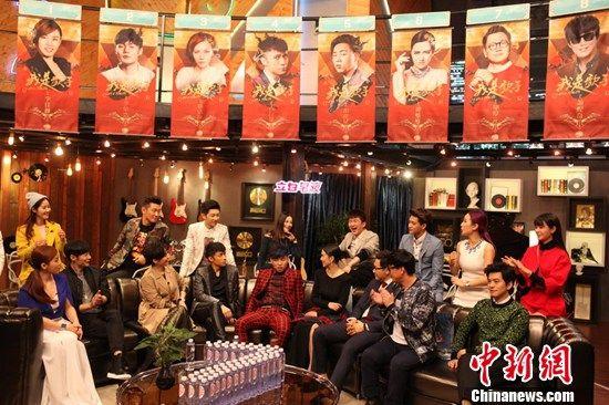 揭秘《歌手3》决赛选手:韩红人气高李健实力强