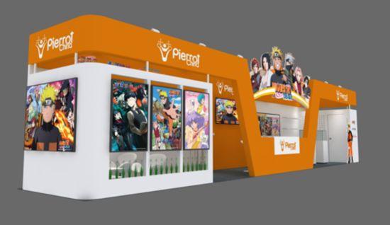 皮乐中国将携《火影忍者》亮相27届广州玩具展