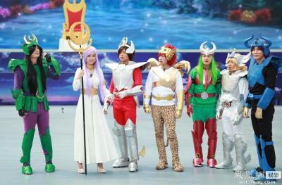 《跑男2》范冰冰Angelababy同场 新老女神全面PK