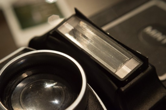 逼格更高 全球首款双反拍立得相机问世