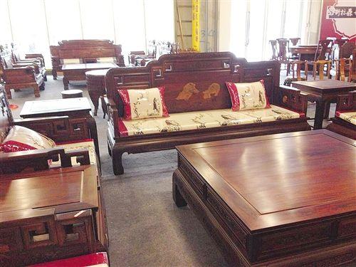 南宁红木家具价格暂未上涨