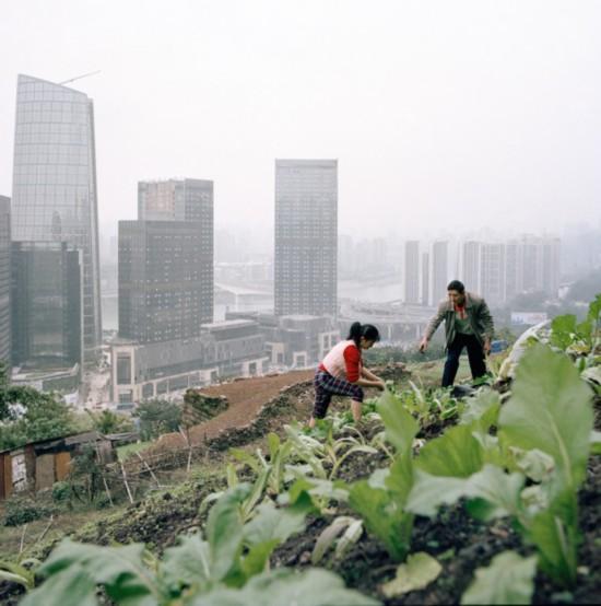 """外媒眼中的重庆:城镇化中的""""中国底特律"""""""
