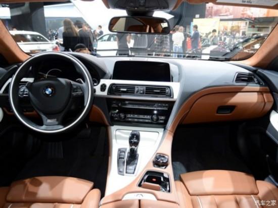 宝马(进口) 宝马6系 2015款 Gran Coupe
