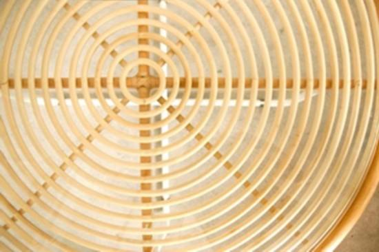 藤条折叠步骤图解
