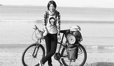 重庆在校研究生海南创业 开5家连锁骑行驿站