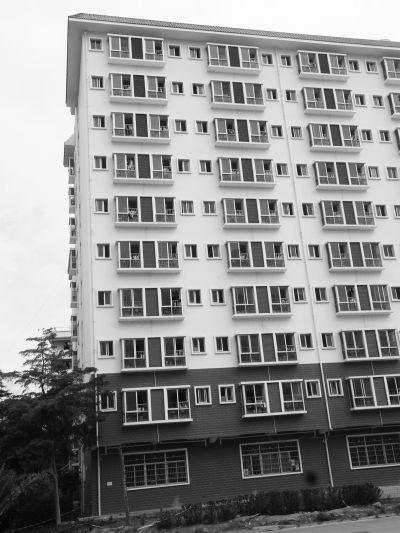 海南第二卫校女生宿舍产子 9楼扔下男婴死亡