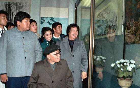 毛泽东子孙儿女今何在 4代10个儿女境不同 (31)