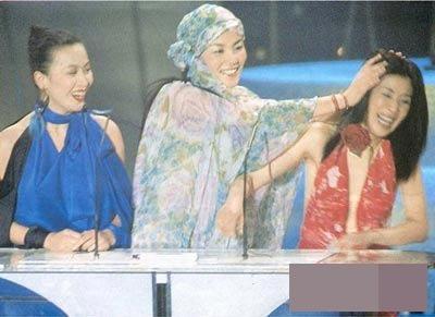 谢霆锋王菲陈冠希张柏芝 见所未见的绝版合照