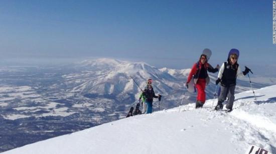 本新雪谷滑雪场山东网
