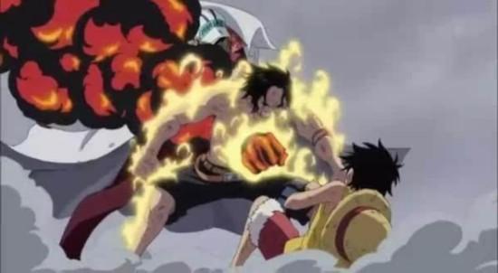 海贼王漫画782话极恶的化身 罗逆天一招秒掉梅花