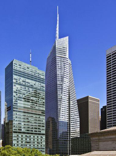 擎天之柱!盘点美国最高的31座大楼