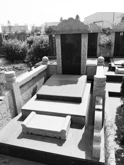 海口部分墓园竟卖活人墓 价格数千至十几万