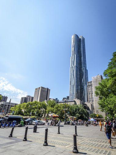 盘点美国最高的31座大楼