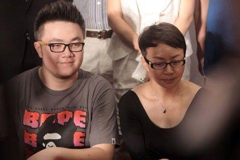 宋丹丹兒子宣布出柜 宋丹丹尚未表態