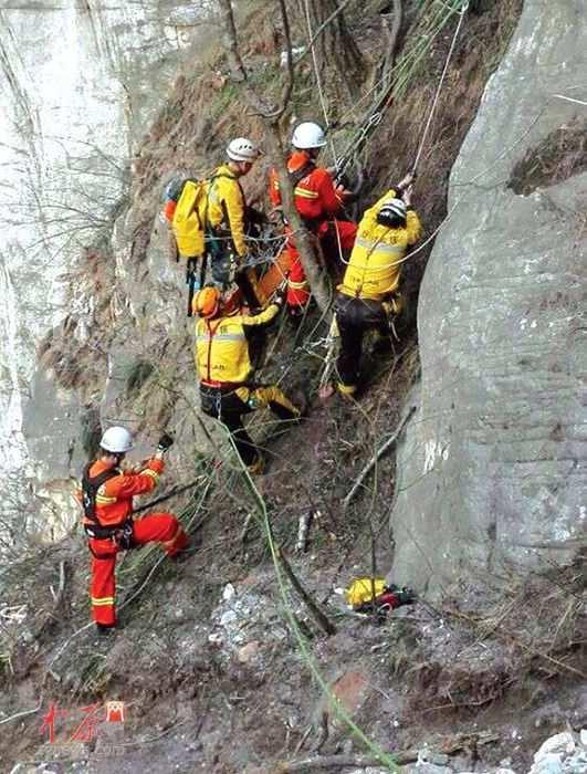 悲剧再次重演 2名山东驴友在河南嵩山坠崖身亡
