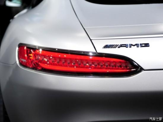 奔驰-AMG AMG GT 2015款 基本型