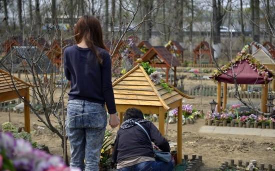 北京宠物公墓:清明也迎扫墓高峰