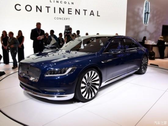 林肯 Continental 2015款 Concept