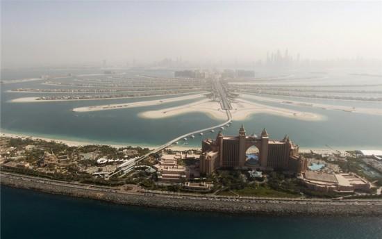 空中拍摄11张迪拜全景照片 令人叹为观止