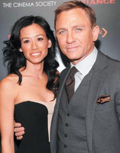 """克雷格拍""""007""""受伤于复活节假期进行手术(图)"""