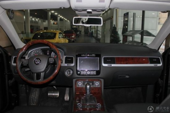 谁是全能王? 四款配四驱系统豪华SUV比拼