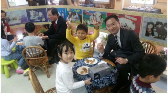 参访宋庆龄幼儿园