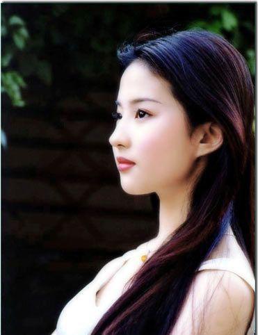 驚呆眾人!劉亦菲竟是其家族中最丑的一個