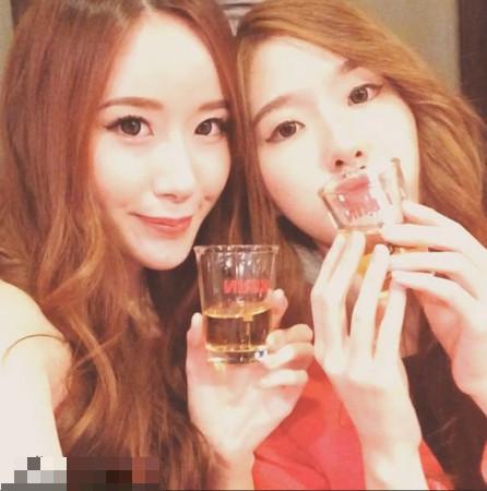 兩姐妹被贊美過韓女星