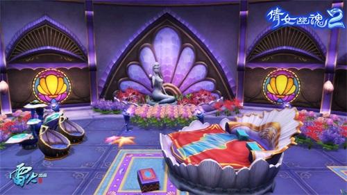 广东频道      有了海底宫殿,室内装饰当然也不能马虎.图片
