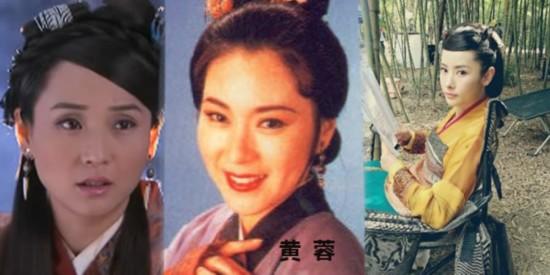 三版 神雕侠侣 对比 李若彤难超越 陈晓陈妍希刷下限